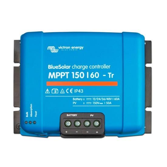 Солнечный контроллер заряда BlueSolar MPPT 150/60-Tr