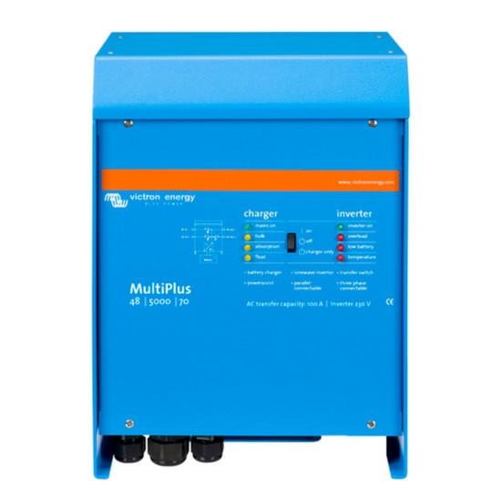 Инвертор-Зарядное устройство MultiPlus 24/5000