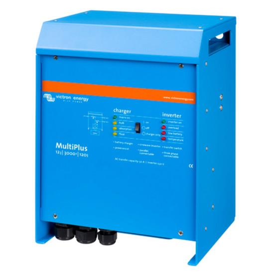 Инвертор-Зарядное устройство MultiPlus 12/3000