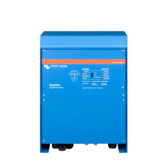 Инвертор-Зарядное устройство Quattro 24/8000
