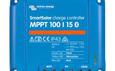 Солнечный контроллер заряда SmartSolar MPPT 100/15 Retail