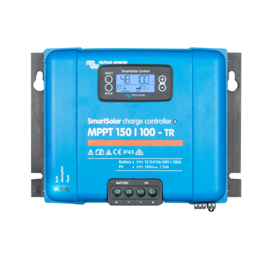 Солнечный контроллер заряда SmartSolar MPPT 150/100-Tr