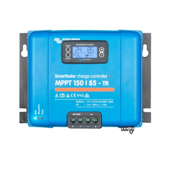 Солнечный контроллер заряда SmartSolar MPPT 150/85-Tr