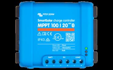 Солнечный контроллер заряда SmartSolar MPPT 100/20 Retail