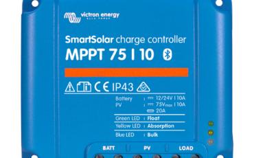 SmartSolar MPPT 75/10 75/15 100/15 100/20