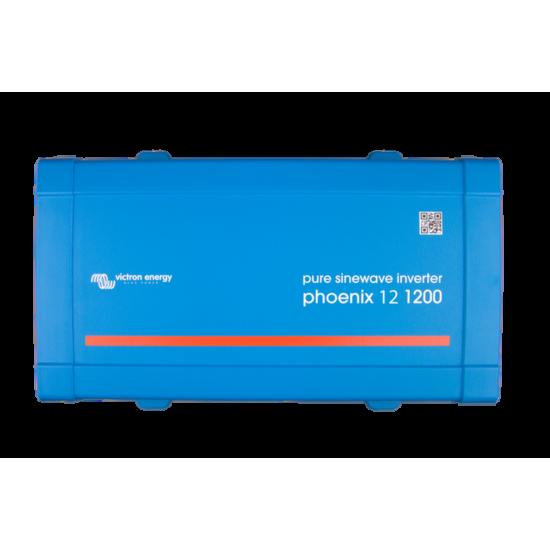 Инвертор Phoenix Inverter 12/1200 230V VE.Direct SCHUKO