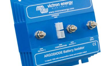 Диодные изоляторы батареи Argo