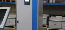 Функциональные шкафы для энергосистем